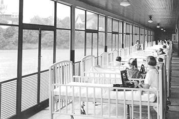 hospital-black-and-white
