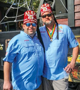 two Shriners