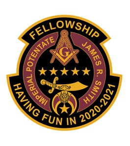 Fun and Fellowship badge