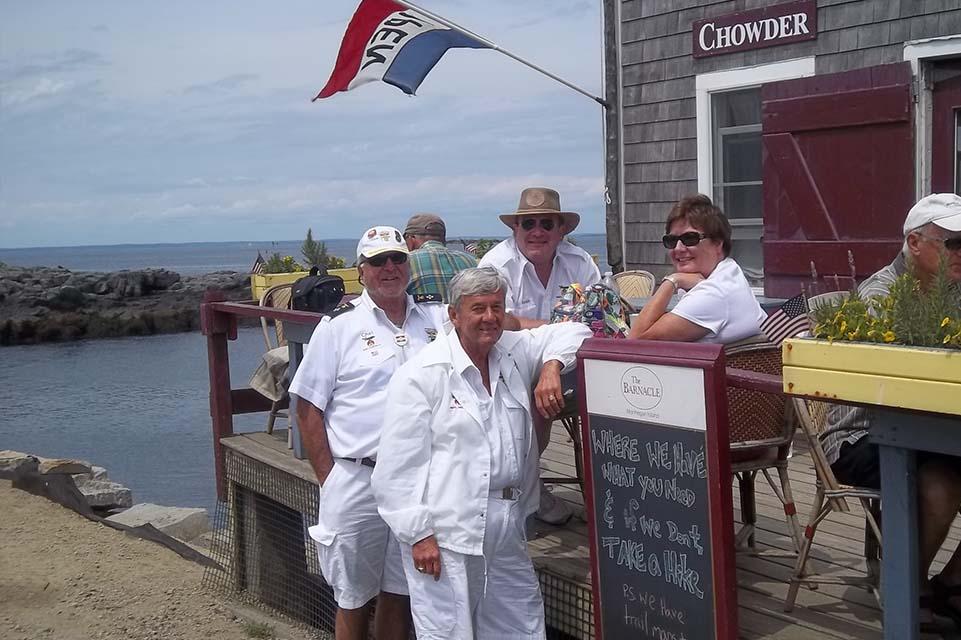 Maine Yacht Club at Chowder Cafe