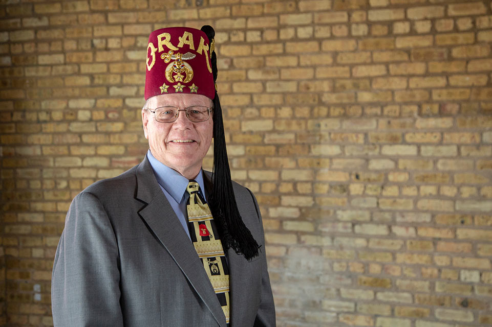 2021 Imperial Sir Bill Bailey, Imperial Potentate of Shriners International
